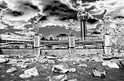 Knoxville Prints - Sky Dome - SE1 Print by Paul W Faust -  Impressions of Light