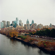 Philadelphia Skyline Art - Skyline by Photo courtesy of jenellerittenhouse.com