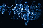 Concert Photos Art - Skynyrd Blues in Spokane by Ben Upham
