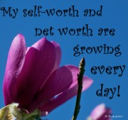 Affirmation Prints - Skyward Affirmation Print by Betty Northcutt