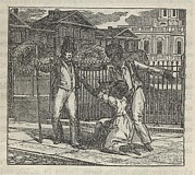 Slave Henry Bibb Was Assigned Find Print by Everett