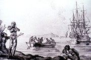 Slave Ship Framed Prints - Slave Trade, 1783 Framed Print by Granger