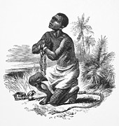 Chained Prints - Slavery: Abolition Print by Granger