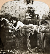 Sleeping Art - SLEEPING BEAUTY, c1900 by Granger