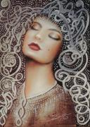 Galloway Prints - Sleeping Beauty Print by Susi Galloway