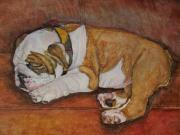Pam Utton - Sleeping Bully