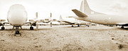 War Photo Originals - Sleeping P3s AMARC by Jan Faul