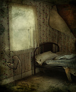 Abandoned House Prints - Sleepless Prayers  Print by Jerry Cordeiro