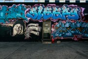 Denver Photos - Sleepy Graffiti by Andrew Serff
