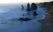 International Photography Posters - Slendor Of The Twelve Apostles Poster by Bob Christopher