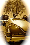 Smoothed Framed Prints - Slick Fastback Framed Print by K Mikael  Wallin