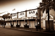 Florida Digital Art - Sloppy Joes - Key West Florida by Bill Cannon