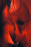 Slots Prints - Slot Canyon Abstract Print by Paul W Faust -  Impressions of Light