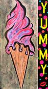 Sly Kone Print by Cyryn Fyrcyd