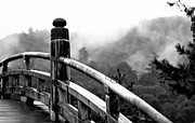 Miyajima Framed Prints - Small Bridge Framed Print by Thomas Pesce
