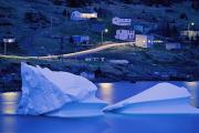 Icebergs Photos - Small Icebergs, Mere Shards Of What by Randy Olson