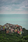 Cinque Terra Prints - Small world Print by Patrick English