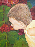 Chuck Gebhardt - Smelling The Hydrangeas