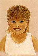Babies Pastels - Smiles by Jan Amiss