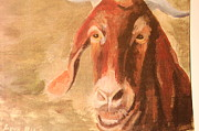 Lynn Beazley Blair - Smiling Goat