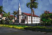 Sermon Art - Smiths Church Guyana by James  Mingo