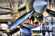 Smithsonian Photos - Smithsonian Air and Space by JC Findley