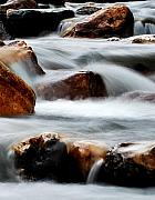 Dens Photo Prints - Smoke On The Water Print by Steven Milner