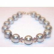 Kelly Originals - Smokey Grey Pearls by Kelly DuPrat
