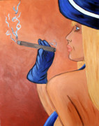 Gloves Originals - Smokin Madam by Victoria  Johns