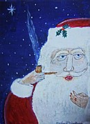 Gordon Wendling - Smoking Santa