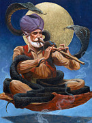 Player Originals - Snake Charmer by Eric Wieringa