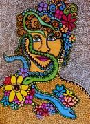 Snake Happy  Print by Gerri Rowan