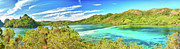El-nido Framed Prints - Snake island panorama Framed Print by MotHaiBaPhoto Prints