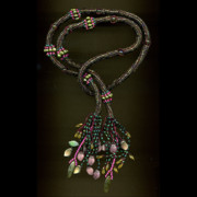 Woven Jewelry Originals - Snakey by Allie Hafez