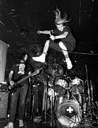 Snfu Concert Photo 1987 Print by J Fotoman