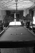 Pool Balls Photos - Snooker Room by Lauri Novak
