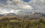 Saija  Lehtonen - Snow-Capped Mountains