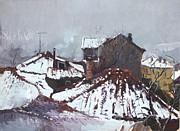 Ylli Haruni - Snow in Elbasan