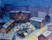 Svetlana Nassyrova - Snow in the town