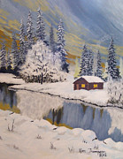 Ron Thompson - Snow River