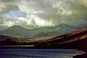 Oppressive Prints - Snowdonia Print by Rod Jones