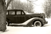 Off The Beaten Path Photography - Andrew Alexander - Snowed In