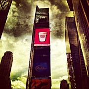 Midtown Art - So This Is Why Dunkin Donuts Advertises by Luke Kingma
