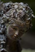Bronze Sculpture Prints - So Young and So Ancient Print by Robert Ullmann