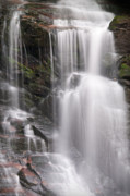 Blue Ridge Photos - Soco Falls North Carolina by Steve Gadomski