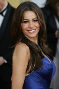Screen Actors Guild Prints - Sofia Vergara At Arrivals For 17th Print by Everett