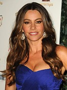Sofia Framed Prints - Sofia Vergara At Arrivals For The 63rd Framed Print by Everett