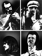 Saxophone Photos - Soft Machine, C. 1970 by Everett