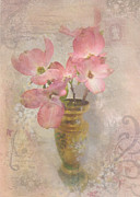 Softly Blooming Print by Cindy Wright