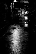 Intrigue Metal Prints - Soho Noir Metal Print by Dean Harte